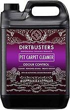 Dirtbusters pet carpet cleaner 5 litre