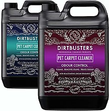 Dirtbusters Pet Carpet Cleaner Blackberry and Fig