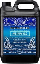 Dirtbusters professional prespray number 2