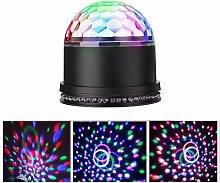 Disco Ball, Mirror Ball 12W 51 LEDs 12.5x12.5x13CM