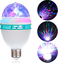 Disco Lights - Crystal Ball Stage Light with
