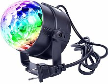 Disco Lights RGB LED Party Ball | 4 Colours