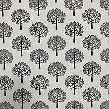 Discover Direct Mulberry Tree Black Design Cotton