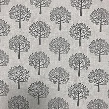 Discover Direct Mulberry Tree Grey Design Cotton