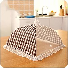 Dish CoverProtector Foldable Food Cover Anti Fly