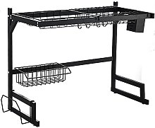 Dish Drainer,Practical Stainless Steel Dish