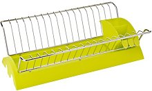 Dish Drainer Symple Stuff Colour: Lime Green /