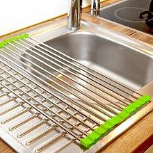 Dish Rack Delindo Lifestyle Finish: Green, Size: