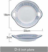 Dish Sets Tableware Dessert Plate Egg Cup