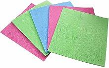 Dishcloth Cellulose Sponge Cloths,10 Pack of Eco