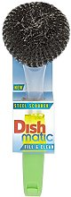 Dishmatic Pan and Grill Washing Up Steel Scourer