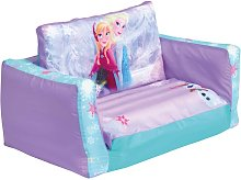 Disney 2-in-1 Inflatable Flip-out Sofa Frozen
