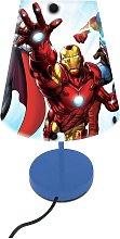 Disney Avengers Kids Lamp - Blue