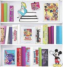 Disney Bookshelf Wallpaper