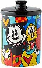 Disney Britto Mickey & Pluto Small Cookie Jar