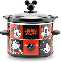Disney DCM-200CN Mickey Mouse Slow Cooker,