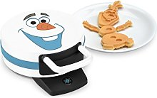 Disney DFR-15 Olaf Frozen Waffle Maker, White by