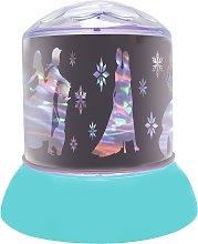 Disney Frozen 2 Kids Projector Lamp - Blue