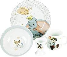 Disney Magical Beginnings Bowl, Plate, Mug and Egg