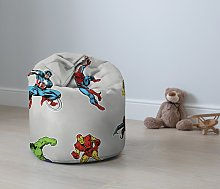 Disney Marvel Comics Beanbag