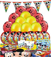Disney Mickey Ultimate Party Pack