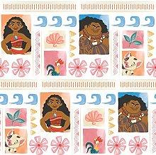 Disney Moana Fabric - Cotton Craft Fabric - Baby