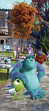 Disney Monster University Photo Mural Wallpaper