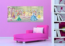 "Disney Princess"" Photo Mural Wallpaper for"