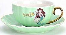 Disney Princess Cup & Saucer - Ariel