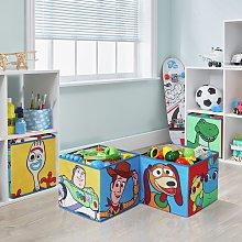 Disney Set of 4 Toy Story Cubes