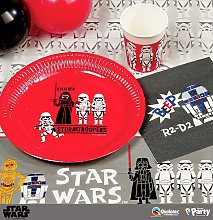 Disney Star Wars Premium Party Pack for 16 Guests