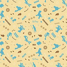 Disney Toy Story Fabric - Woody Cotton Craft