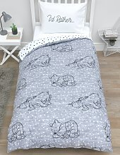 Disney Winnie the Pooh Bedding Set - Single