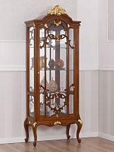 Display Cabinet Brigitte English Baroque style 1