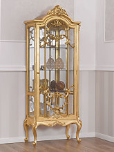 Display Cabinet Brigitte French Baroque style 1