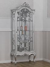 Display Cabinet Brigitte Modern Baroque style 1