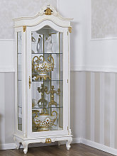 Display cabinet Chantal Decape Baroque style 1
