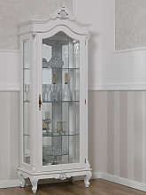 Display cabinet Chantal Modern Baroque style 1