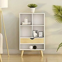 Display Rack Free Standing Shelf for Living Room