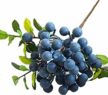 display08 1 Branch Artificial Fruit Berry DIY