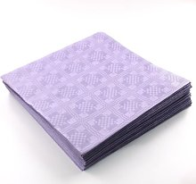 Dispo THE TABLECLOTH SHOP Lilac Paper Table Covers