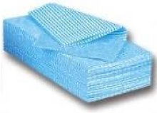 Disposable J Cloths Packet of 50 (Blue) by