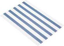 Distinctly Living - Blue Stripe Easy Clean Placemat