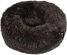 DISTRICT70 Pet Bed FUZZ Dark Grey M - Grey