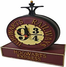 Divas Hogwarts Harry Potter Desk Shelf Clock