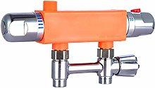 Diverter Valve Mixing Valve Hot Cold Water Mixer