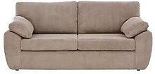 Dixie Fabric 3 Seater Sofa