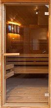 Dixson Sauna Door Wall Mural Brayden Studio