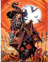DIY 5D Diamond Painting by Number Kits Halloween