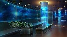 DIY 5D Diamond Painting Kit, Living Room Crystal